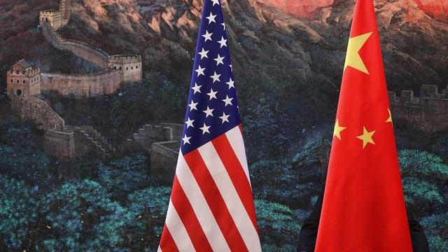 USA China.
