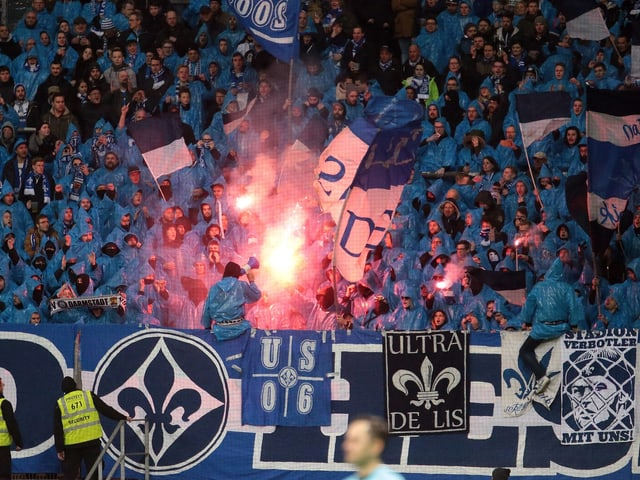 Darmstadt-Fans