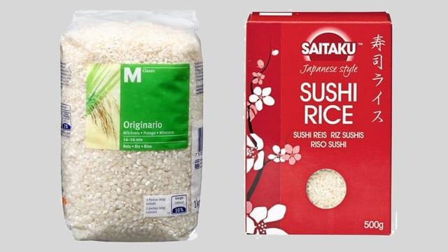 Reispackungen