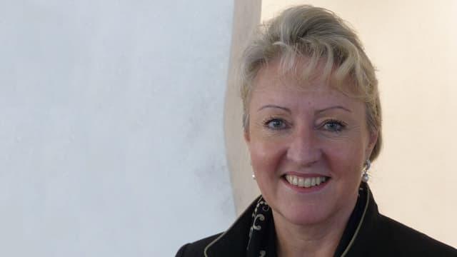 Cussegliera guvernativa Barbara Janom Steiner è per la secunda giada presidenta da la regenza.