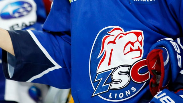 Logo dil ZSC Lions.