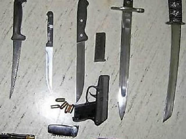 Bild von Waffen