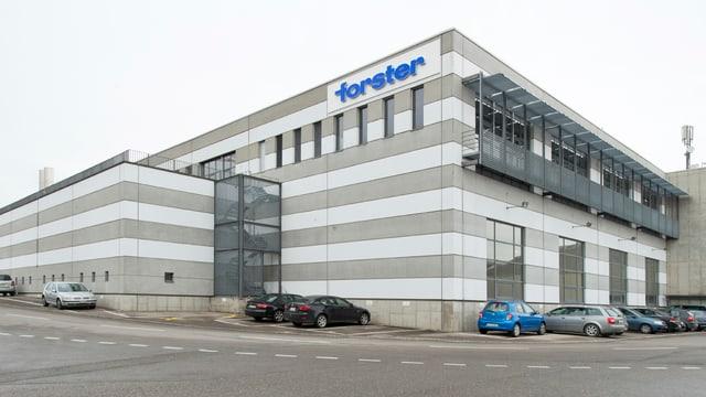 Gebäude der Forster Profilsystem