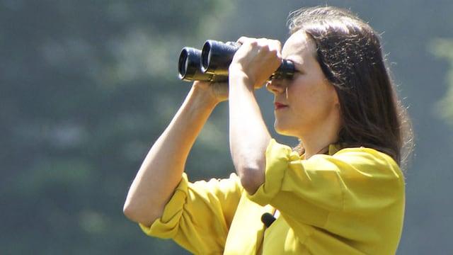 Video «Mit Nina Mavis Brunner bei den Rätoromanen» abspielen