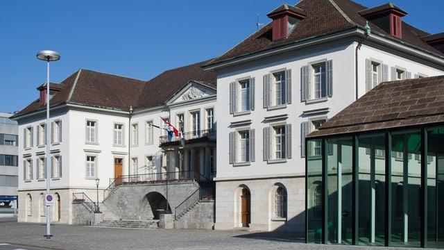 Regierungsgebäude Aargau