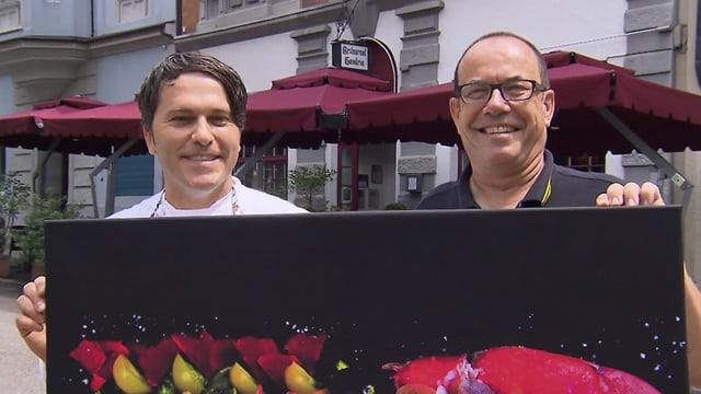 Video «Stadt Zürich – Tag 4 – Restaurant Gandria, Zürich» abspielen
