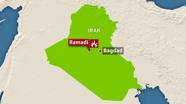Sturm auf Ramadi