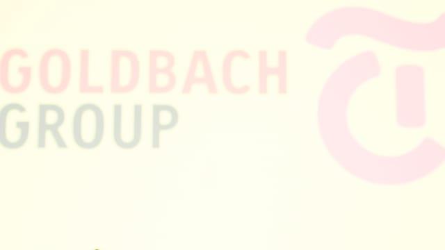 logos da Tamedia e Goldbach