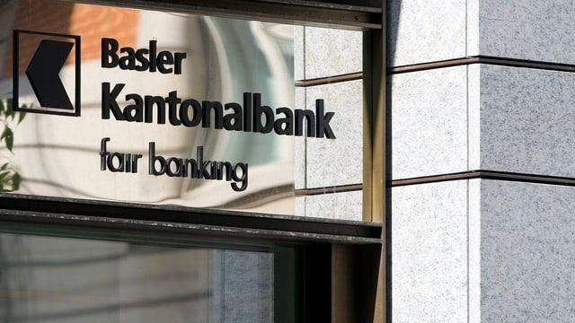 Logo der Basler Kantonalbank