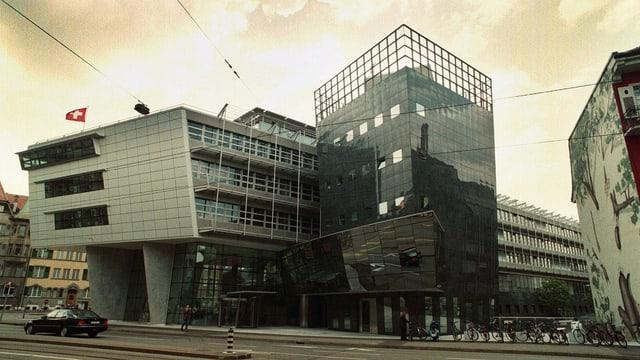 Bundesamt für Informatik in Bern.