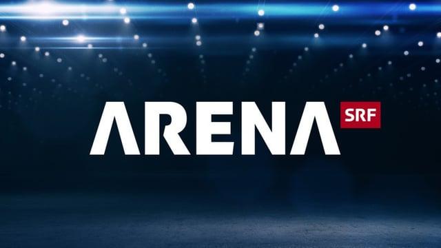 Logo der Sendung «Arena»