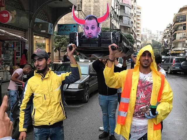 Künstler in Tripoli