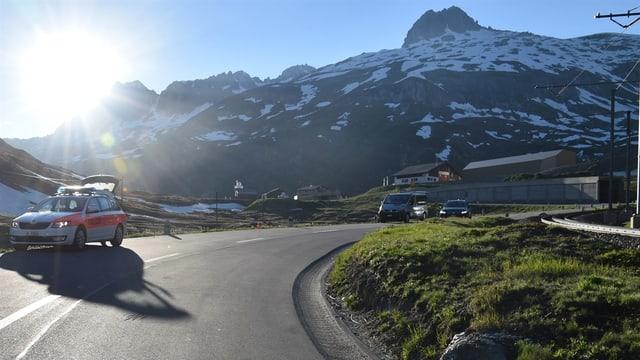 L'accident era gist sut l'ospizi dal pass Alpsu.