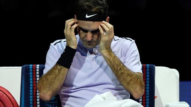 Roger Federer verpasst den angestrebten Finaleinzug.