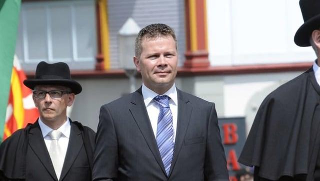 Inoffizieller Kandidat Thomas Rechsteiner