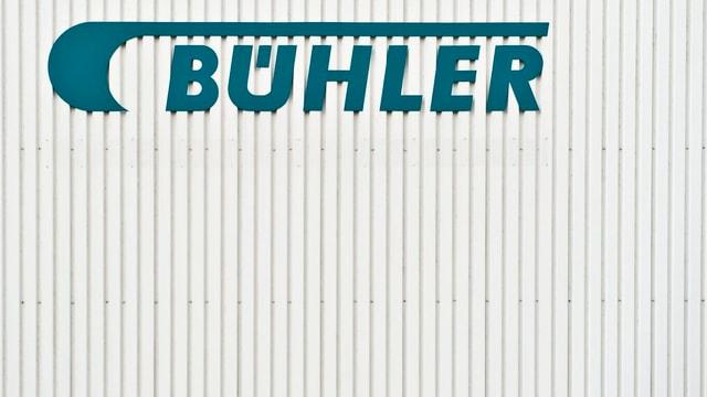 Logo der Firma Bühler