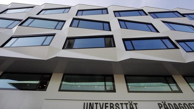 Die Universität Luzern.