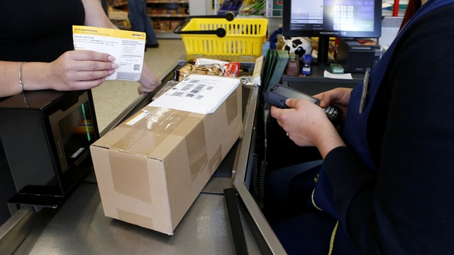 Postagenturen