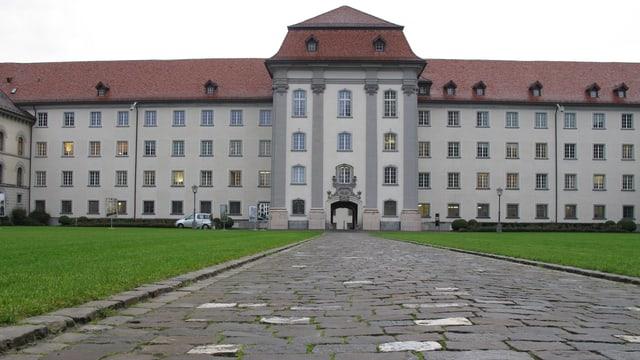 Das St. Galler Regierungsgebäude