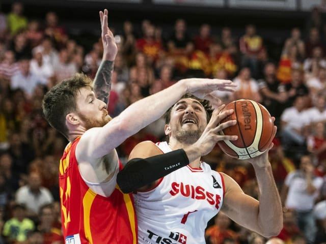 Swiss Basket