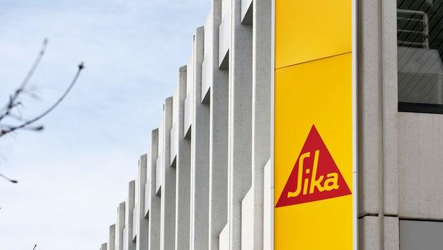 Firmenlogo Sika