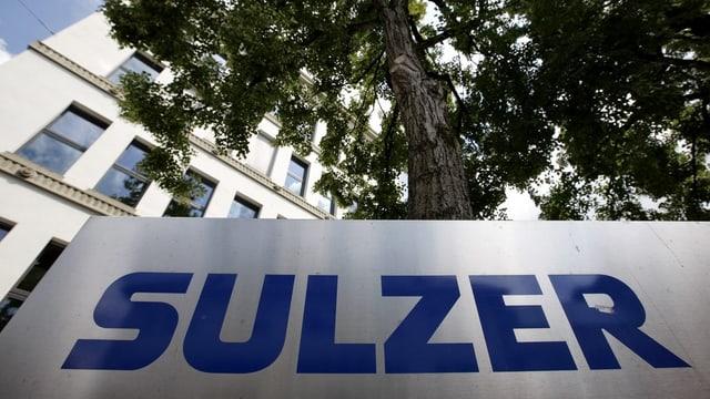 Il logo da Sulzer
