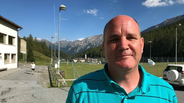 Guido Mittner, president CO Tour de ski Val Müstair