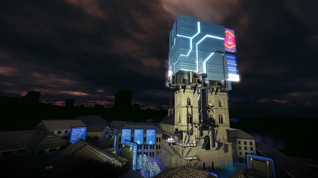 Eine Szene aus dem Game «[re]format Z»