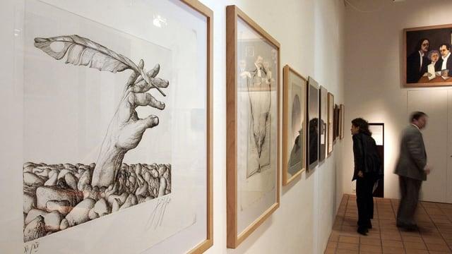Ausstellung im Strauhof