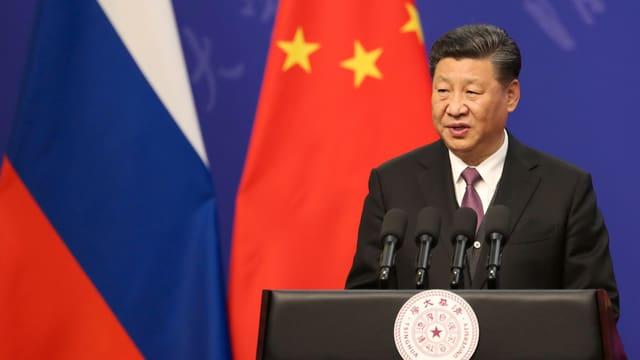 Chinas Präsident verspricht mehr Transparenz