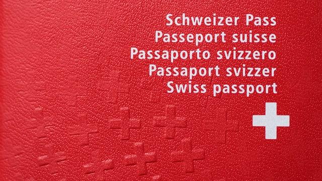 Pass svizzer.