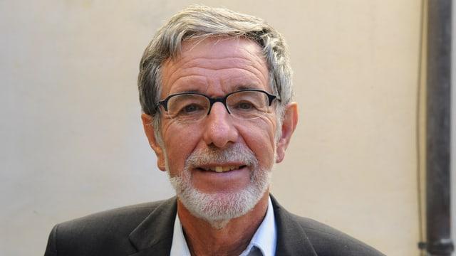 Johannes Flury, president da la Lia Rumantscha.