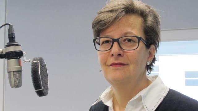 Tollhaus «Waldau»: «Ich fühle mich nicht mitschuldig», sagt Ex-Direktorin Regula Mader.