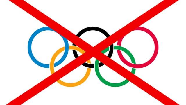 Ils rintgs da l'olimpiada stritgads tras.