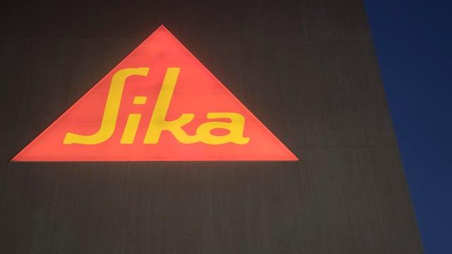 Logo da Sika