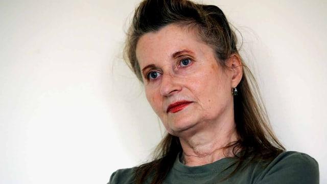 Porträt Elfriede Jelinek