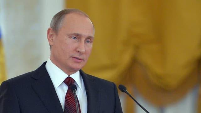 Il president da la Russia, Wladimir Putin.