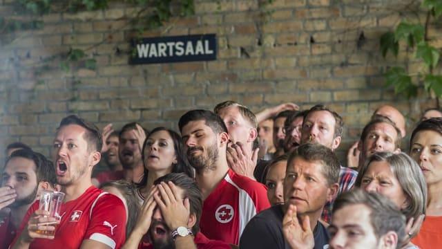 Fans in Bern