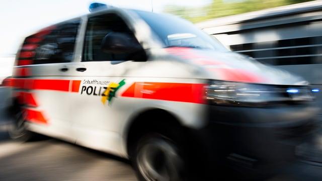 Die Schaffhauser Polizei musste im vergangenen Jahr häufiger ausrücken.