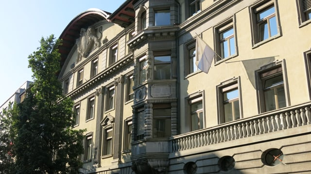 Stadthaus Luzern.