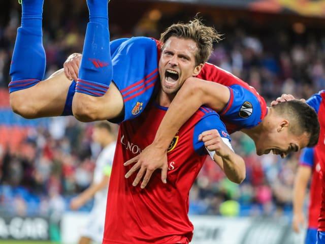 Gruppe C der Europa League - Basel gegen Krasnodar mal beschenkt, mal schnörkellos