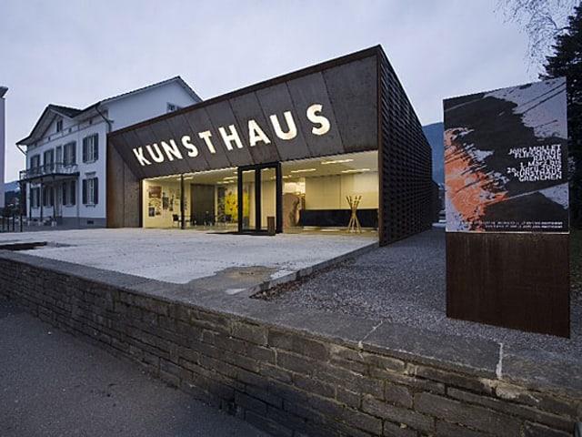 Kunsthaus von ausen