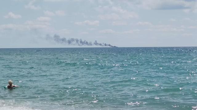 Meer und Rauchsauele