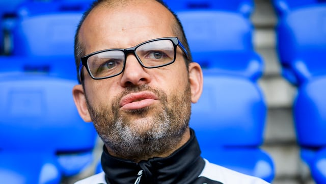 Porträt Markus Tschopp