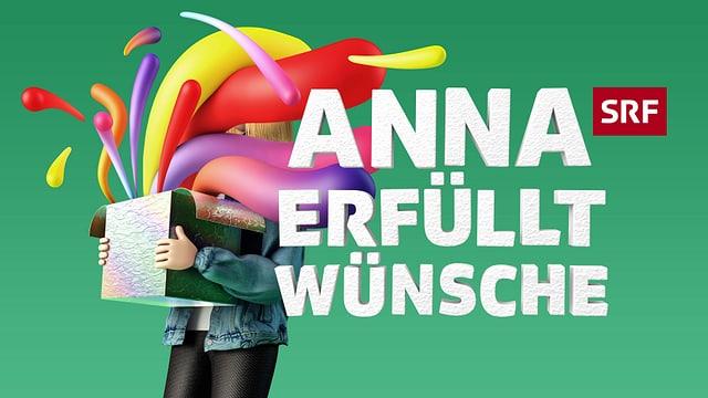 """Logo von """"Anna erfüllt Wünsche""""."""