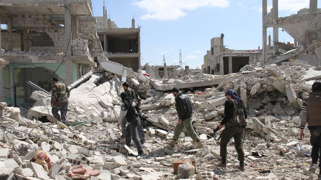 Die Hauptstadt Damaskus 2013