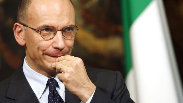 Enrico Letta, Regierungschef