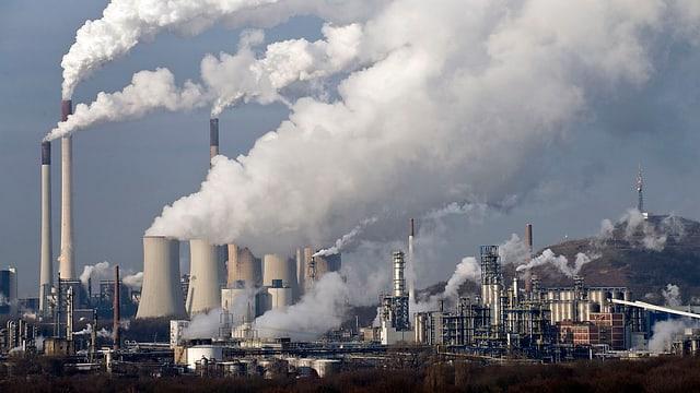 Das Kohlekraftwerk Scholven in Gelsenkirchen gilt als eines der leistungsstärksten Europas.