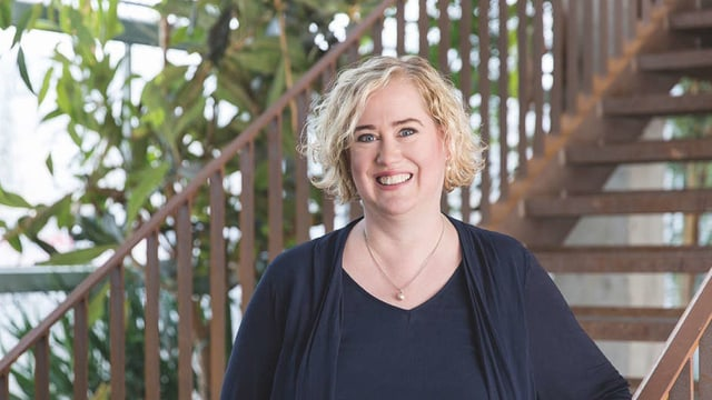 Christa Meier im Portrait