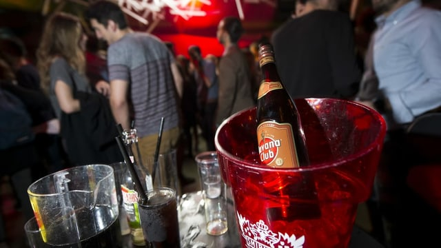Nachtclub in Lausanne (Archivfoto)